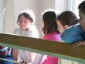 Uczestnicy przed zawodami