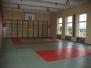 Treningi na nowej sali Judo