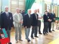 Sędziowie podczas otwarcia zawodów