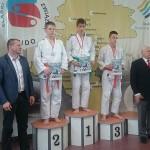 Norbert Śmiłek - Złoty medal w Międzywojewódzkich Mistrzostwach Młodzików w Bytomiu