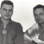 Daniel Bochenek Brązowy medal na Mistrzostwach Polski Juniorów Młodszych w Poznaniu
