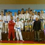 Wiktor Kiebzak - Złoty medal Drużynowego Pucharu Polski